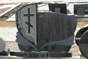 Granito paminklai 028