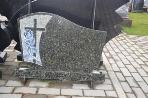 Granito paminklai 094