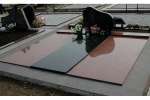 Granito plokštės kapui 07