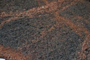 Granito plokštės kapui spalva Aurora